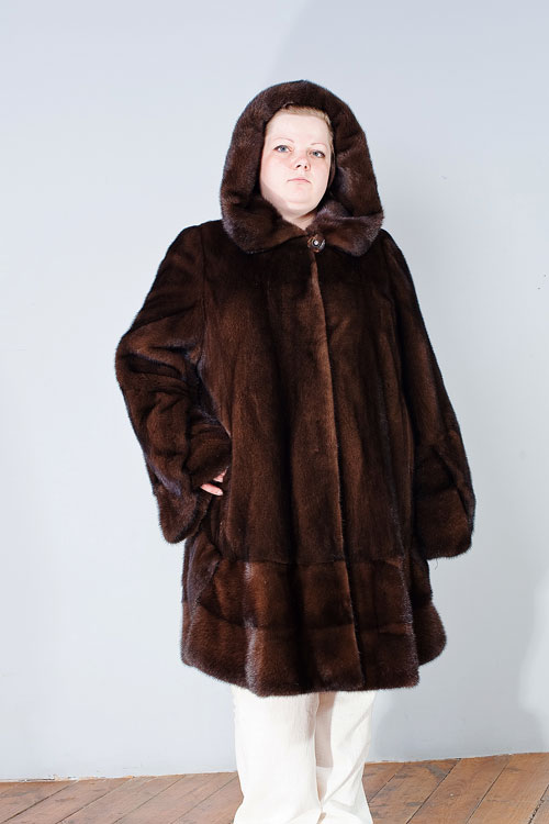 Куртка большого размера для женщин