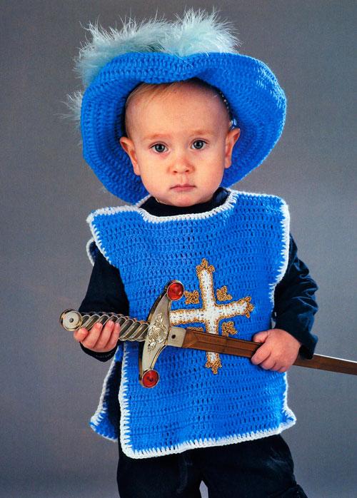 Новогодний костюм для мальчика 2