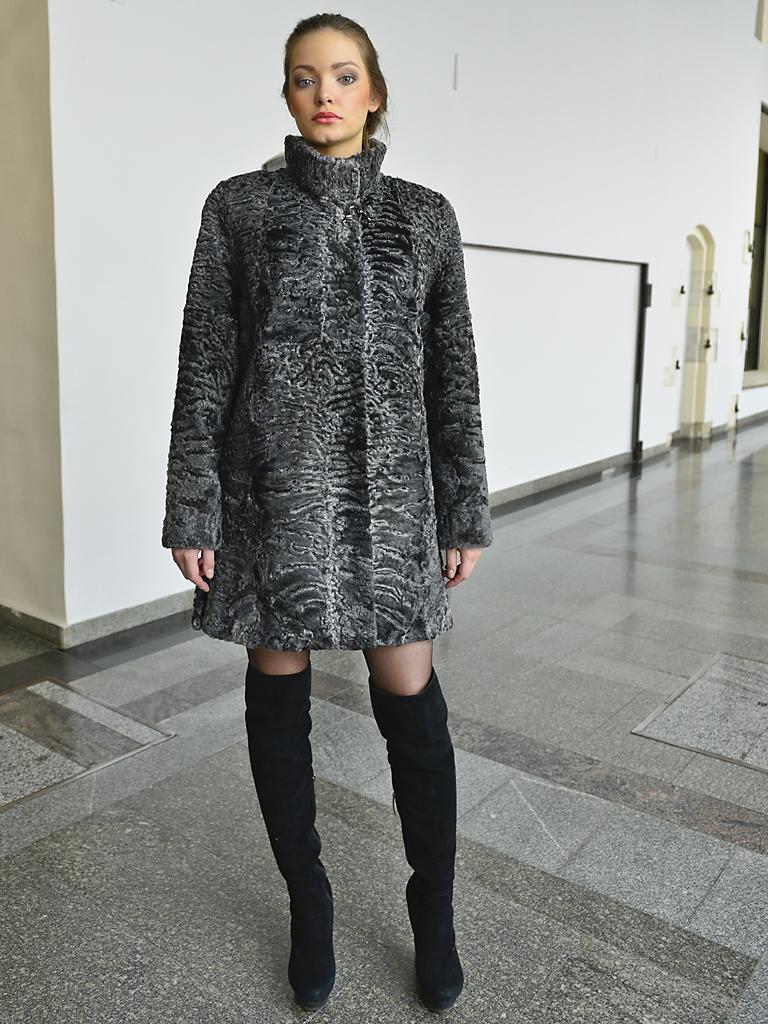 Меховое пальто своими руками фото 247