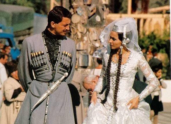 Осетинская свадьба. - Осетины - Ossetians 32