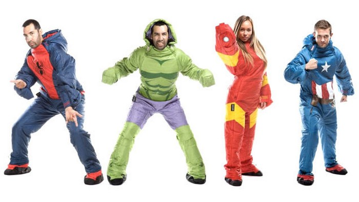 Смешные пижамы (35 фото)  женские и мужские самые смешные d89738dae6af4