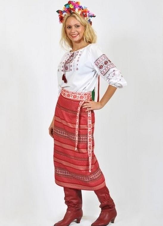 костюмы украинские женские фото