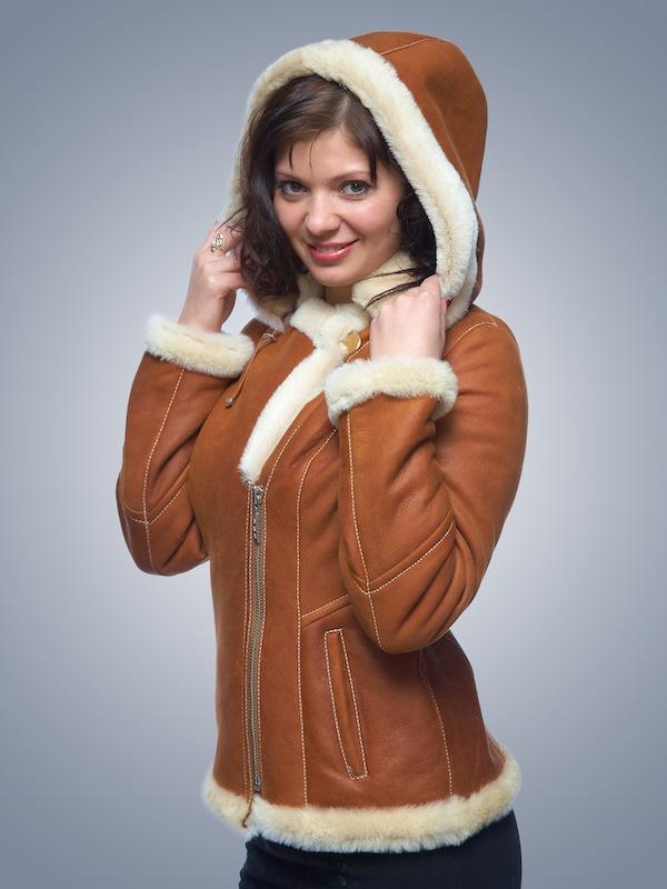 Купить Зимнюю Дубленку Женскую Одежду