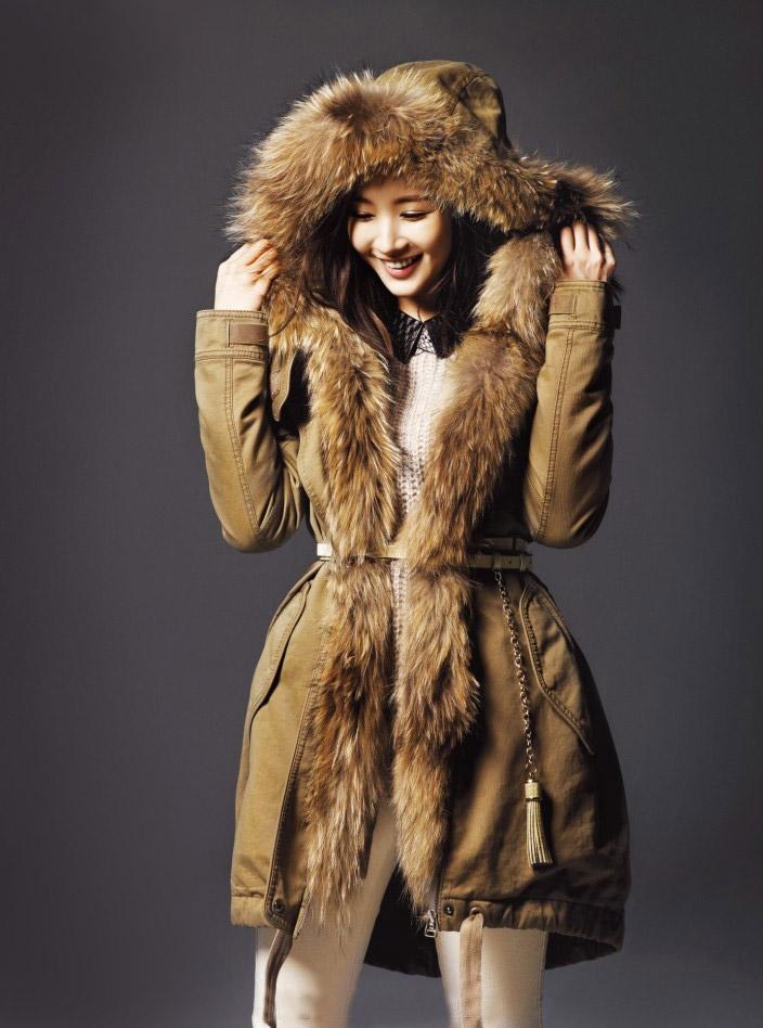 Куртки Женские С Натуральным Мехом Купить