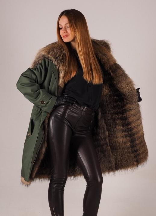 Женские Куртки С Мехом