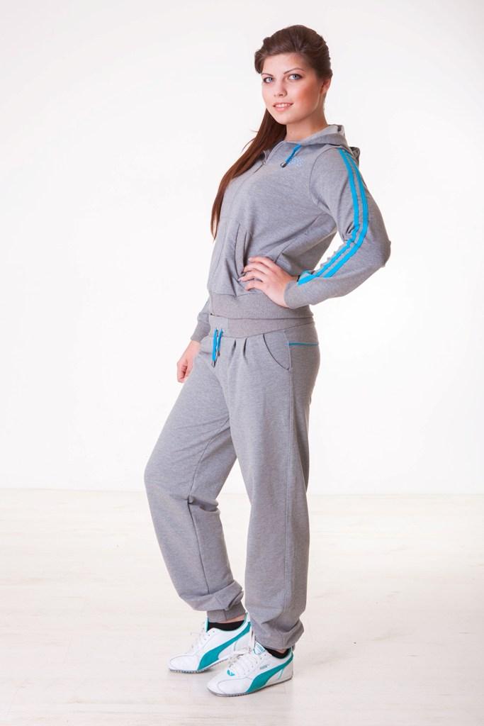 715b553d Женский трикотажный спортивный костюм (40 фото): женские модели ...