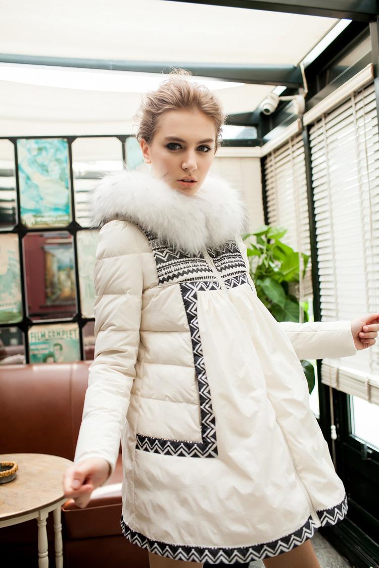 Зимние куртки пальто для беременных 672