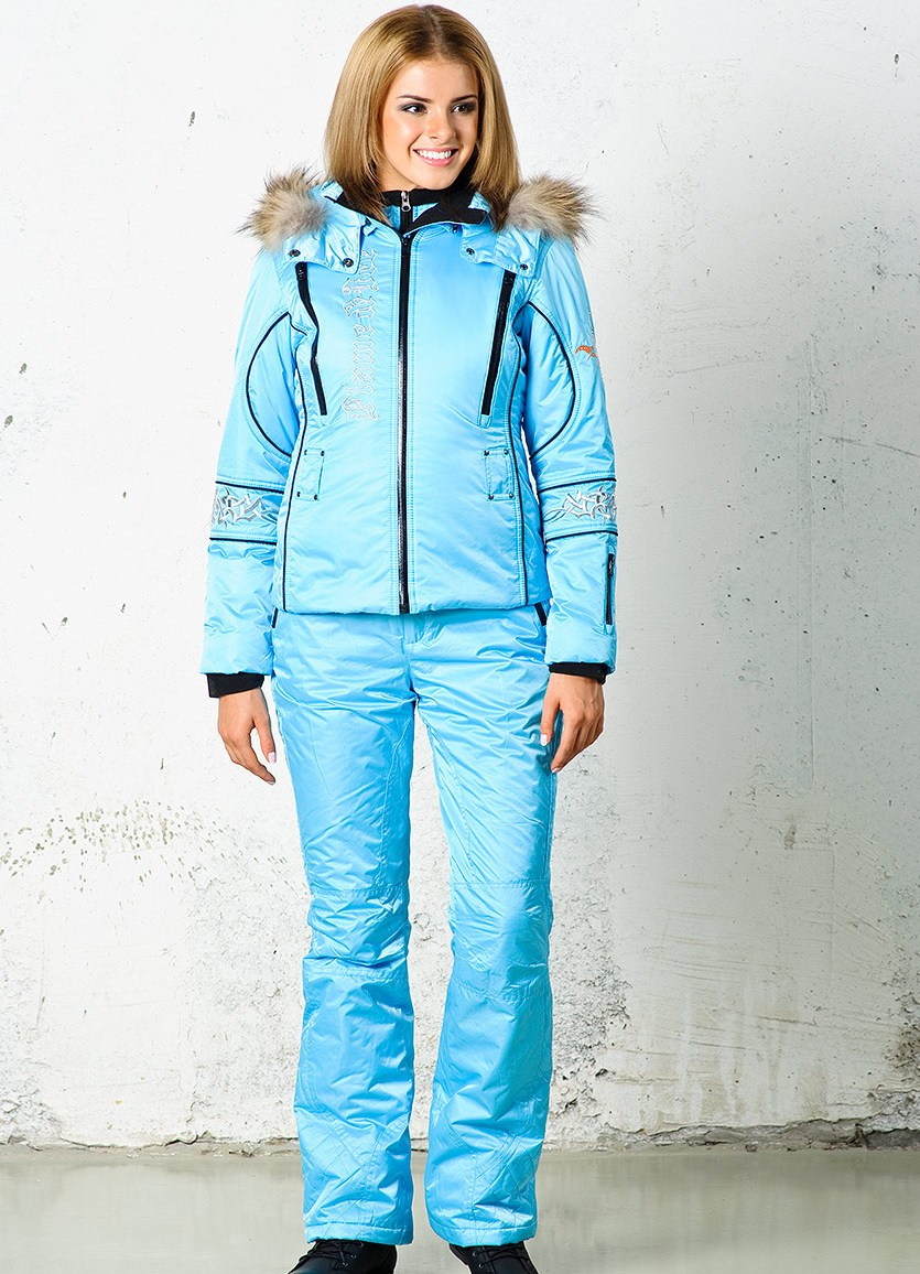 Зимние комплекты для женщин – куртка и брюки рекомендации