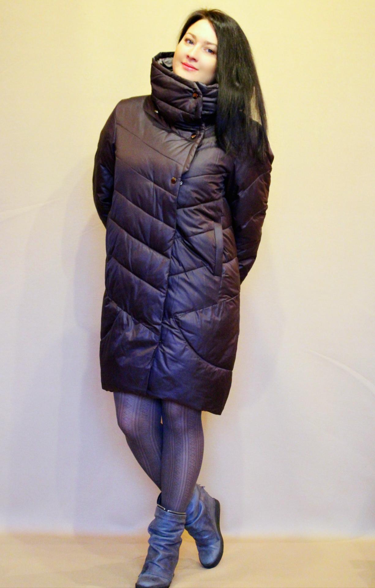 Зимняя Одежда Для Полных