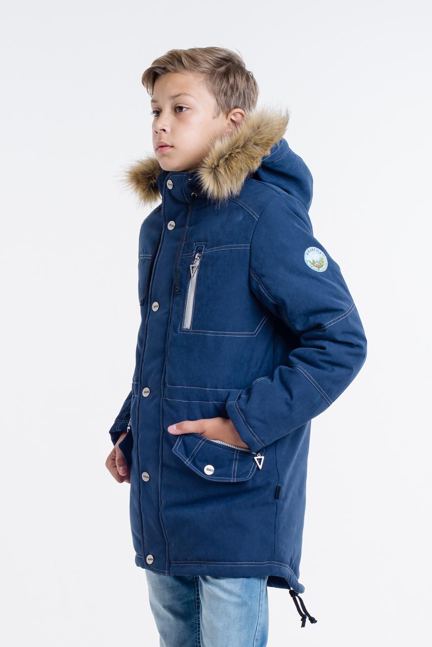 ad9fda76302 Зимняя парка для мальчика (32 фото)  на 4