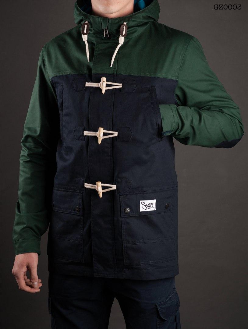 Купить Куртку Мужскую Staff