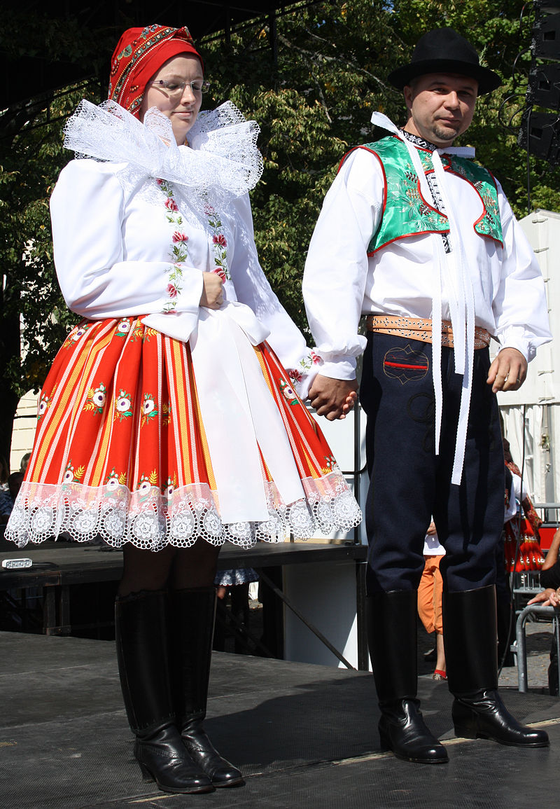 национального чехии фото костюма