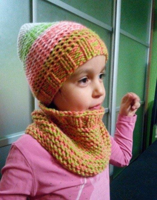 Детский шарф-снуд (55 фото): шарф хомут или воротник для ...