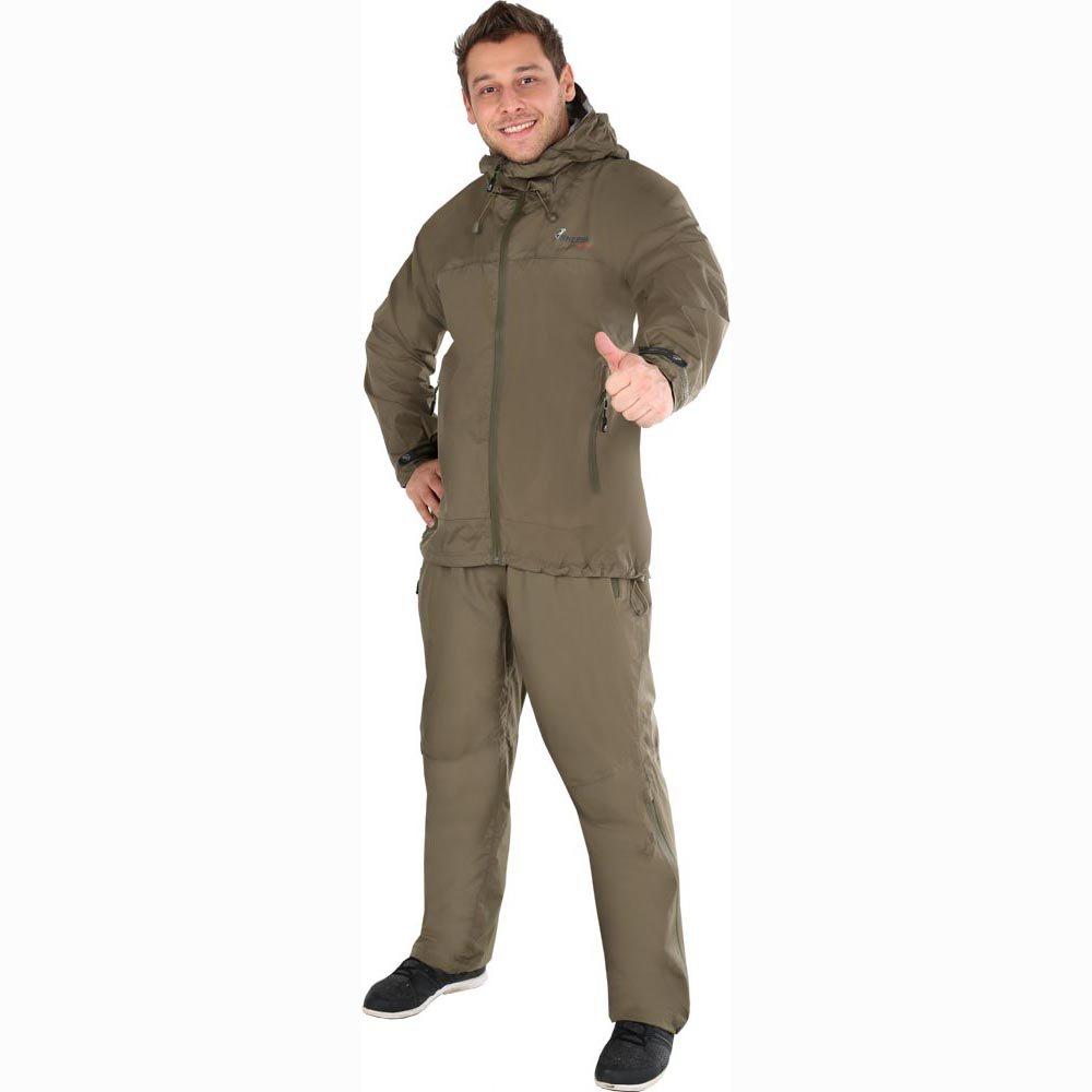 Весенний костюм брюки и куртка