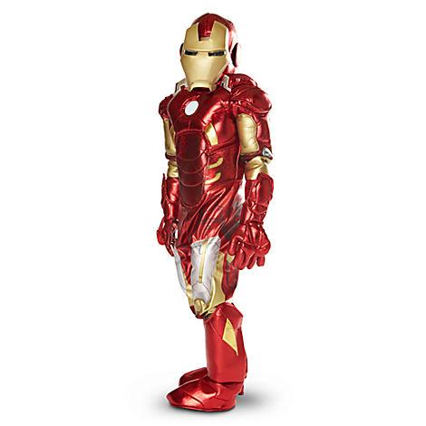 Детский карнавальный костюм Железный Человек рост 122 см