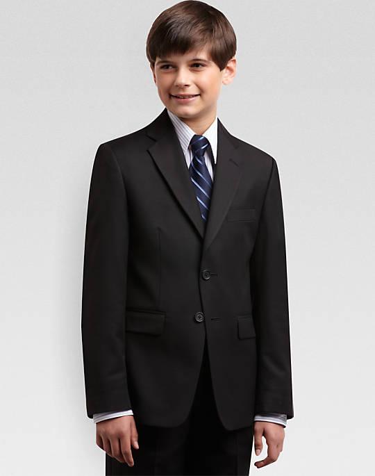 Школьный костюм для мальчика 7-14 лет: пиджак, жилет, рубашка, брюки 651