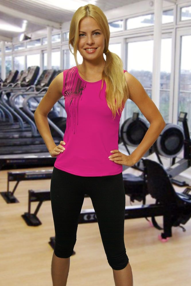Купить Женскую Одежду Для Фитнеса