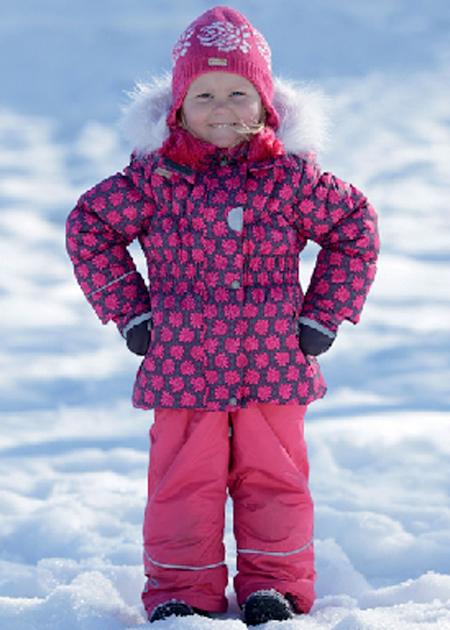 Керри зимние костюмы для девочки