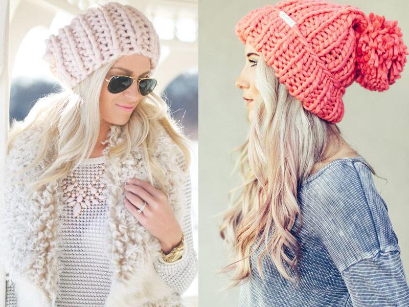 Вязание шапки модели 2017