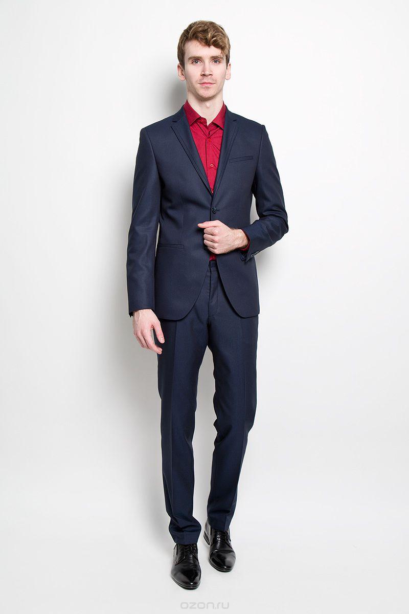 Приталенные брюки