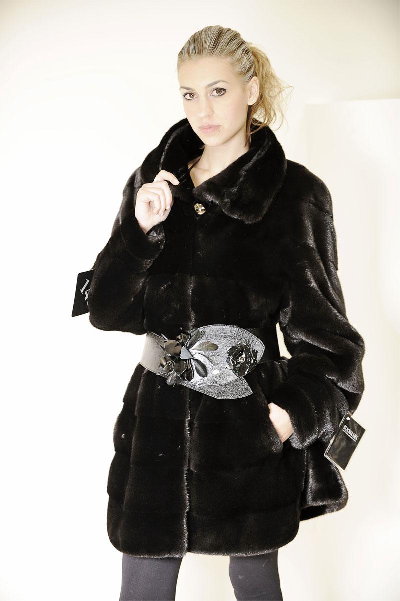 Модные Шубы 2013 Из Норки