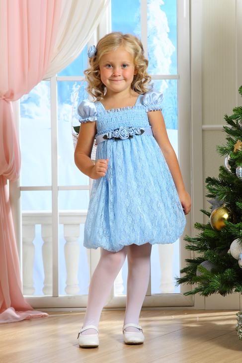 Новогоднее платье для детей сшить