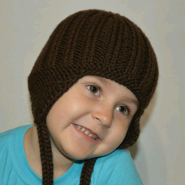 Вязание спицами шапка для мальчика 4 лет 77