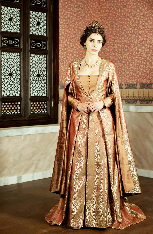 Турецкие женские платья времен османской империи фото