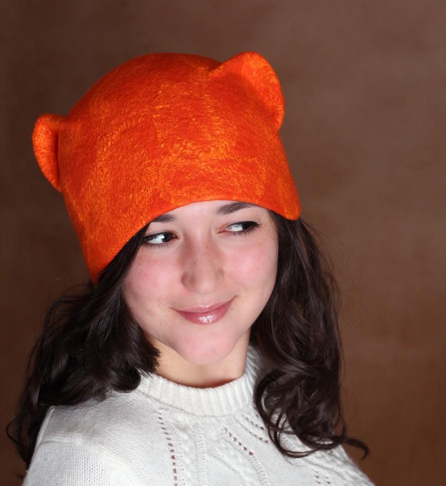 Валяная шапка своими руками фото 914