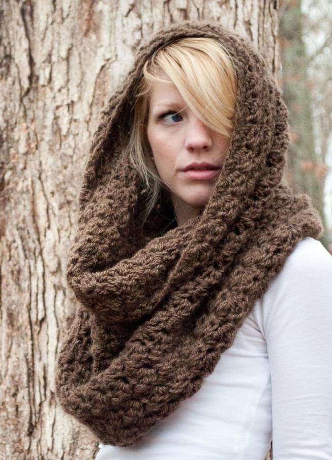 Как красиво завязать платок на голове, если у Вас короткие 59
