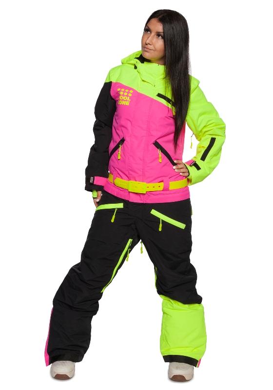 Купить костюм для сноуборда женский