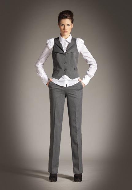 фото женский костюм тройка