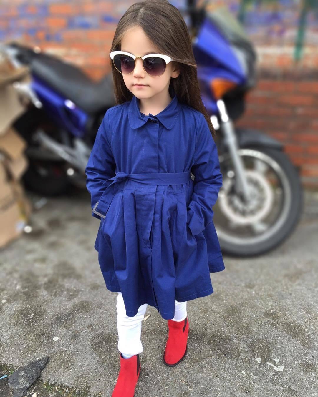 Модные девочки детки