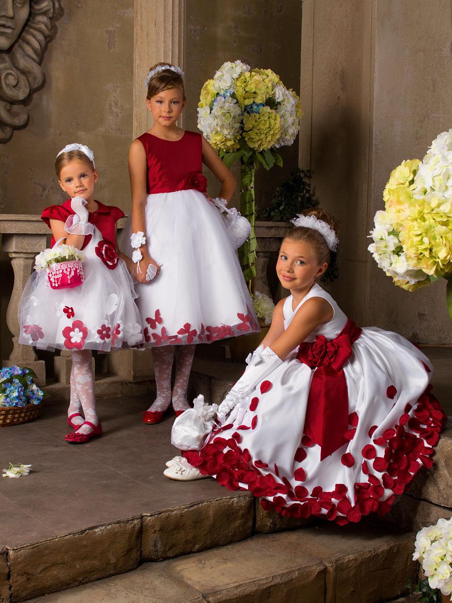 Как украсить платье для девочки своими руками 75