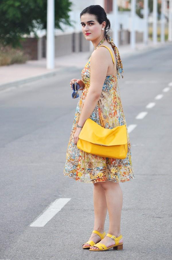Босоножки с цветами с чем носить фото