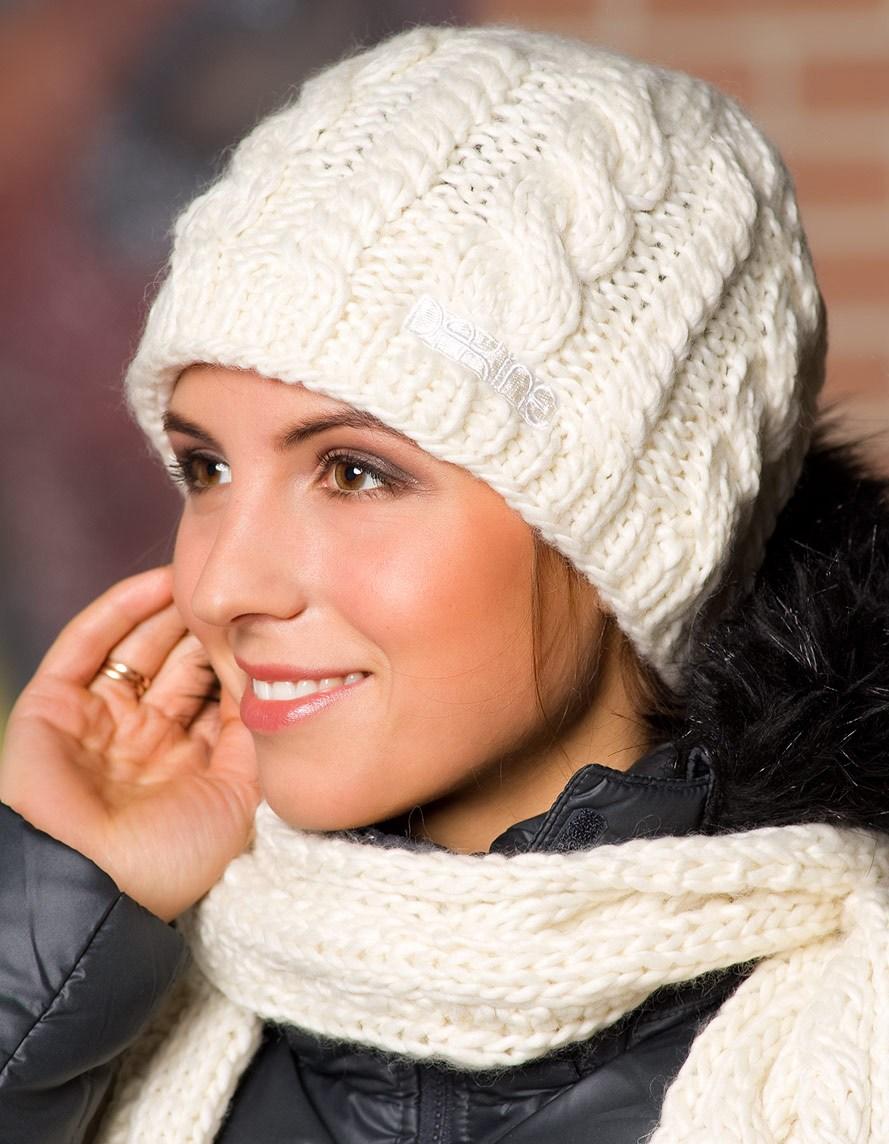 Модные модели шапок с косами