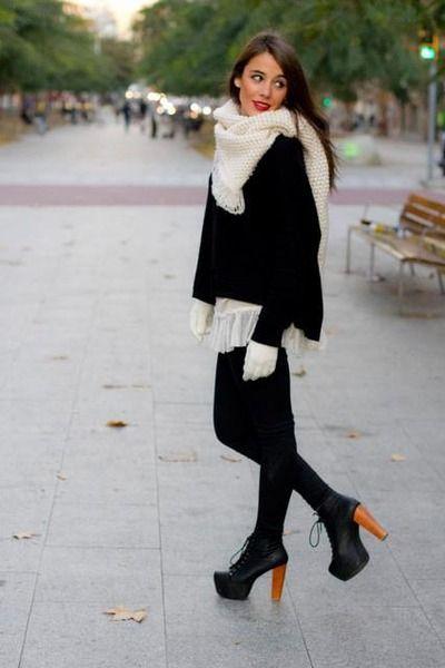 В белом корсете в белых перчатках — 1