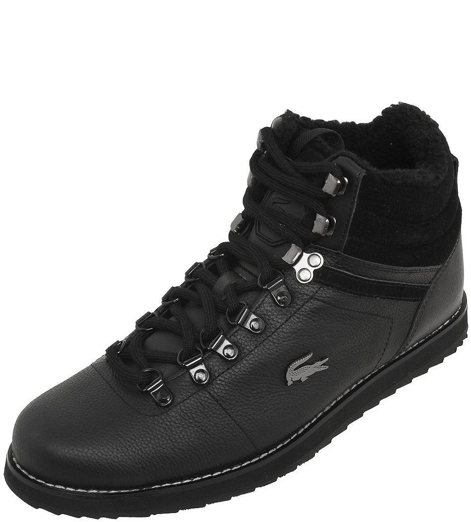 Достойного внимания заслуживают ботинки lacoste – лаконичные, прочные и  современные. b103d9a9021