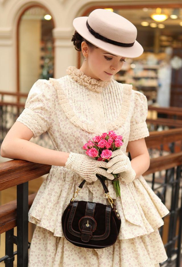 6aa3406bb04378f Канотье (46 фото): что это за головной убор, модели женской шляпки