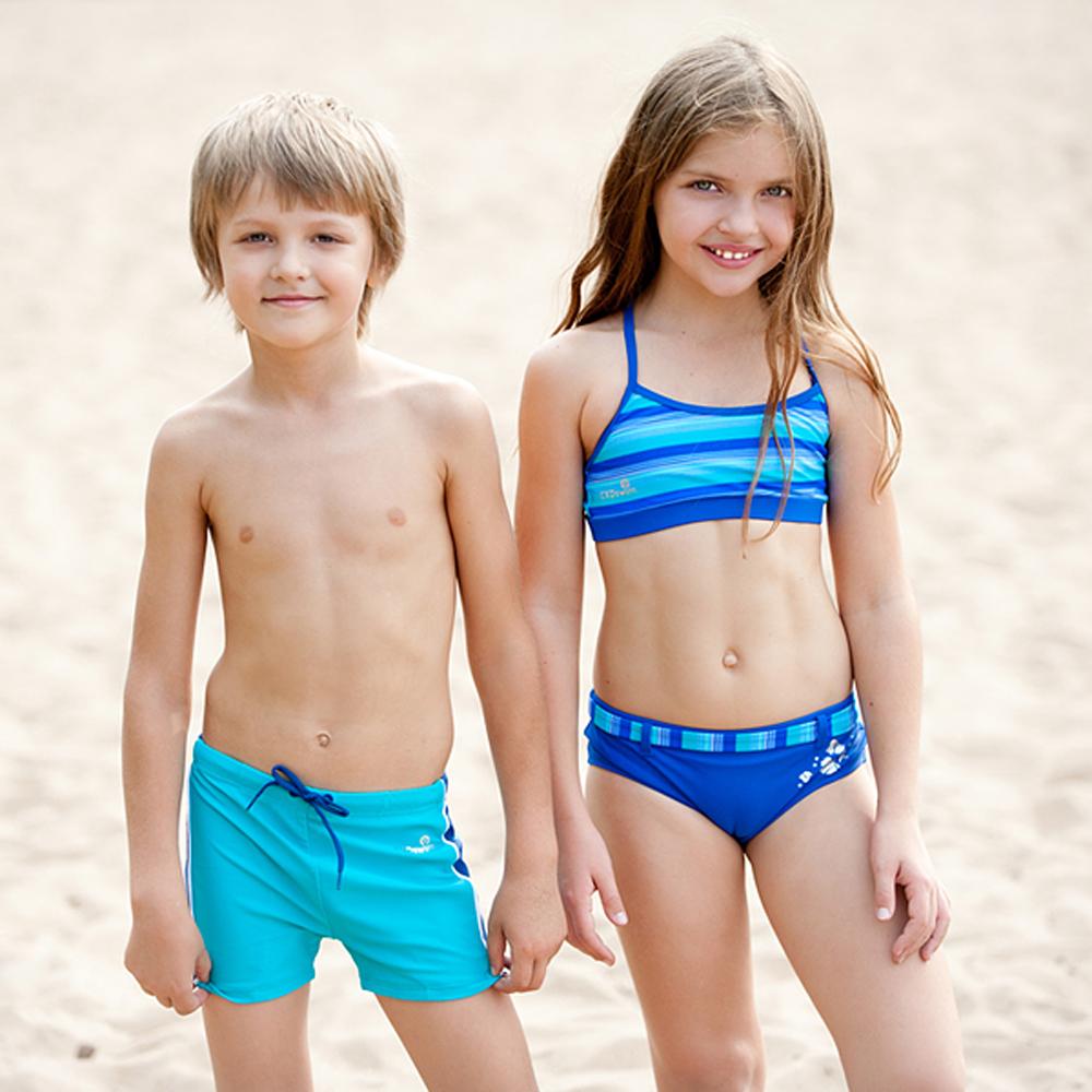 Дети в плавках 45