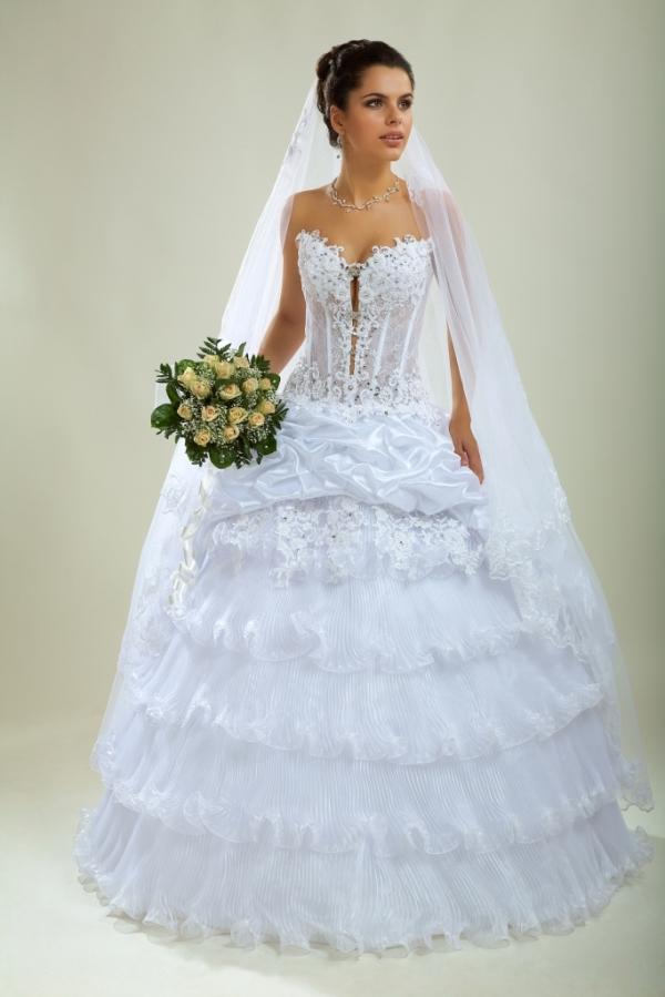 Купить корсет под свадебное платье