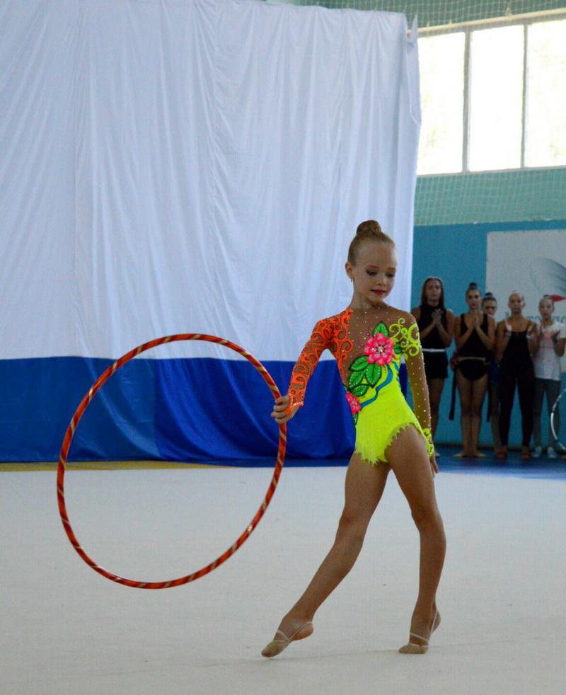 Купальники для гимнастики 2017-2018