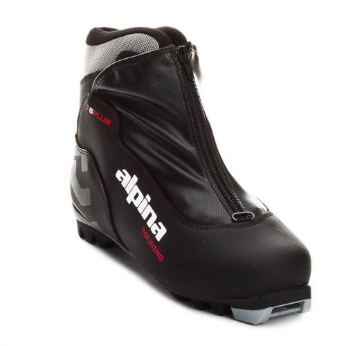 b40cfb21 Прогулочными коньковыми ботинками являются Alpina T20 Plus и Alpina T20 Plus  EVE (женский вариант). Их отличает наличие пластиковой манжеты, придающей  обуви ...