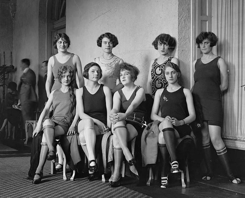 Мода америки 20 х годов фото
