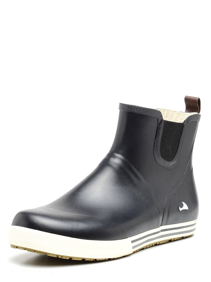 76f7e5424 Во избежание таких ситуаций стоит присмотреть модные резиновые ботинки.  Такая обувь для мужчин отлично защищает ноги от попадания воды, а  большинство ...