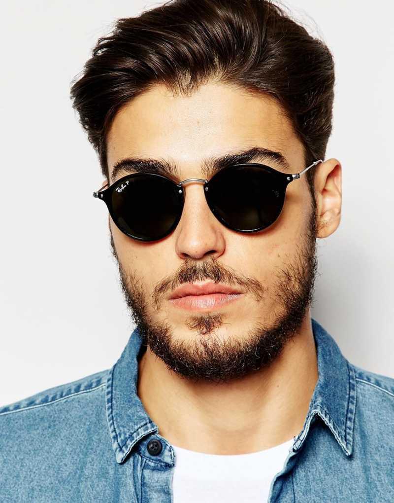 Модные очки солнцезащитные 2017 мужские