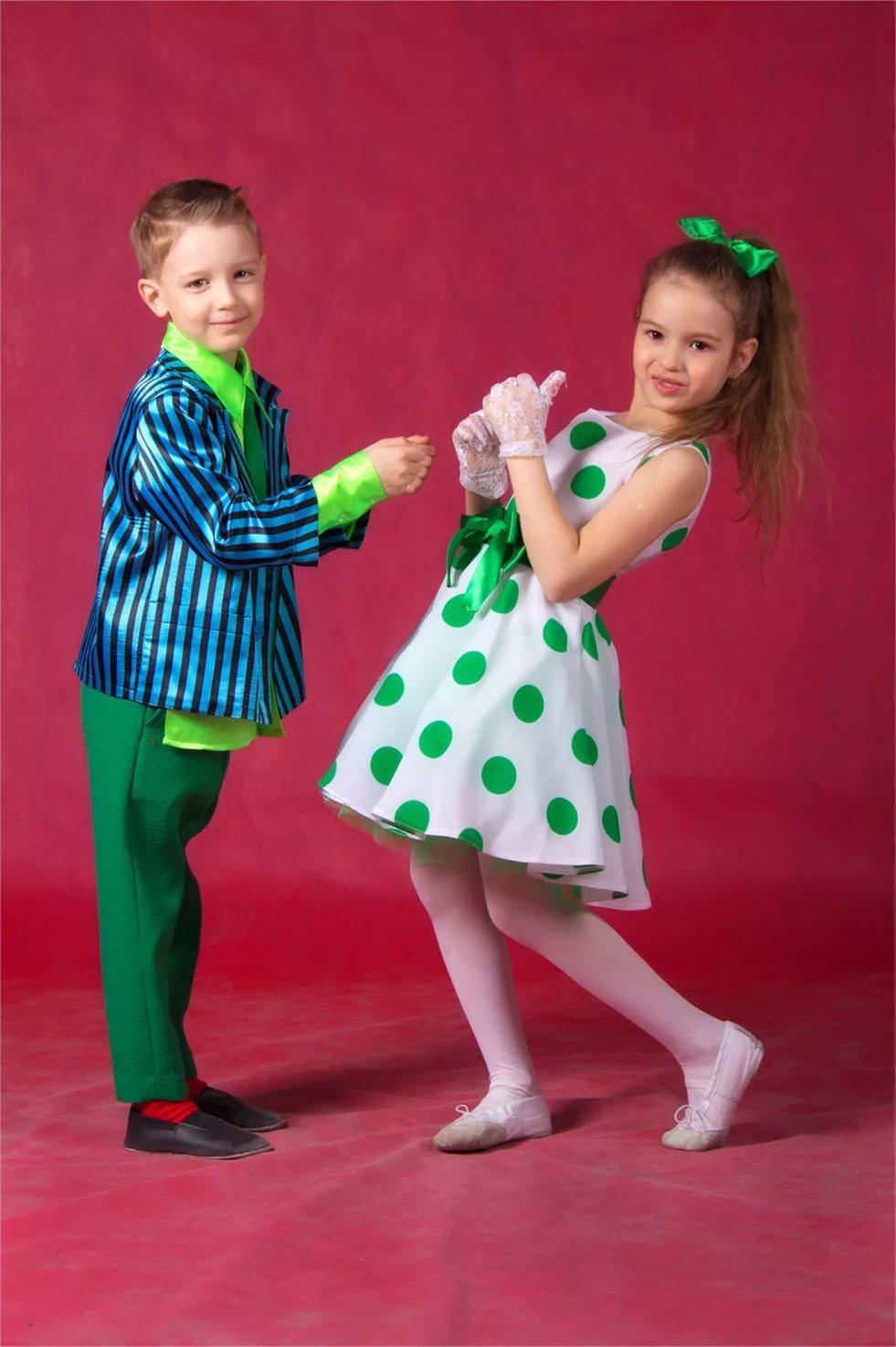 Одежда для детей в стиле Стиляги (44)