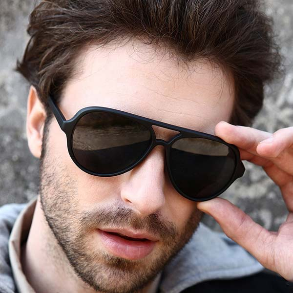 Солнцезащитные мужские очки авиаторы  солнечные 1ff8a1eb3c874
