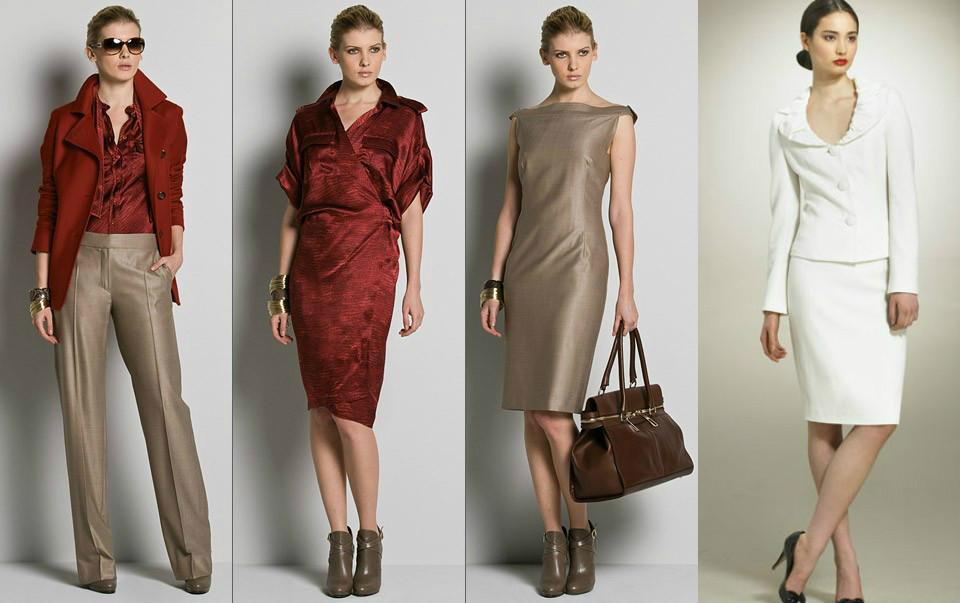 классический стиль фото одежд