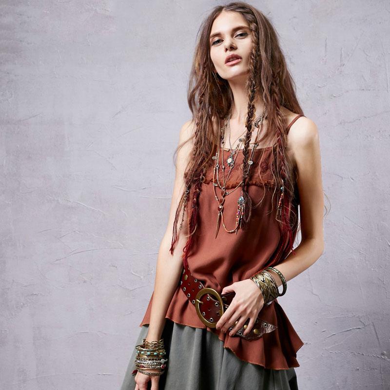 27015645a6f7 Стиль Хиппи в одежде (59 фото)  модели для девушек, женщин